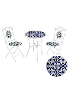 Tavolo mosaico Sorrento Tondo
