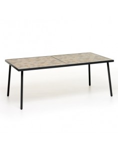 Tavolo Gres 92x186x73 cm