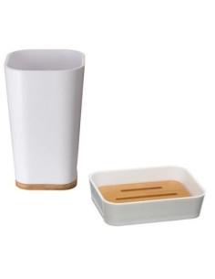 Set di accessori da bagno:...