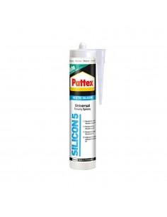 Pattex Silicon 5 bianco