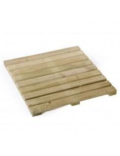Mattonella in legno...