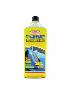 Shampoo auto con cera Car...