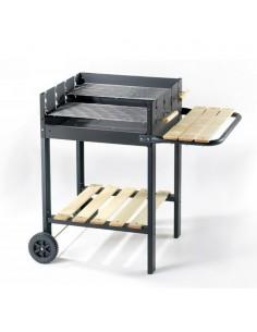 Barbecue eco a carbone con...