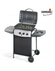 Barbecue a gas a roccia...