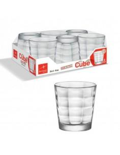 Bicchieri acqua Cube...