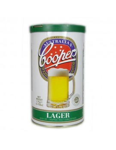 Malto per birra Coopers Lager