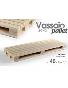 Vassoio Pallet 40 x 16 x...