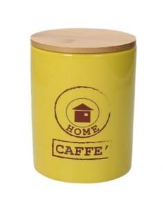 Barattolo caffè giallo Tognana