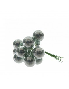 Palline decorative su filo...