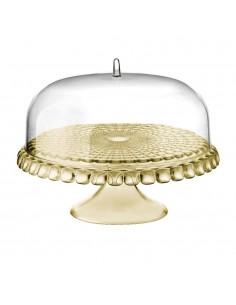 Alzata con campana Tiffany...