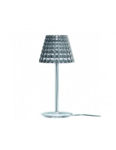 Lampada da tavolo modello Tiffany Guzzini colore grigio Promozioni