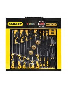 Set meccanica Stanley 39 pezzi