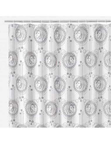 Tenda doccia in poliestere 180 x 200 centimetri Unicorno Tende per esterni