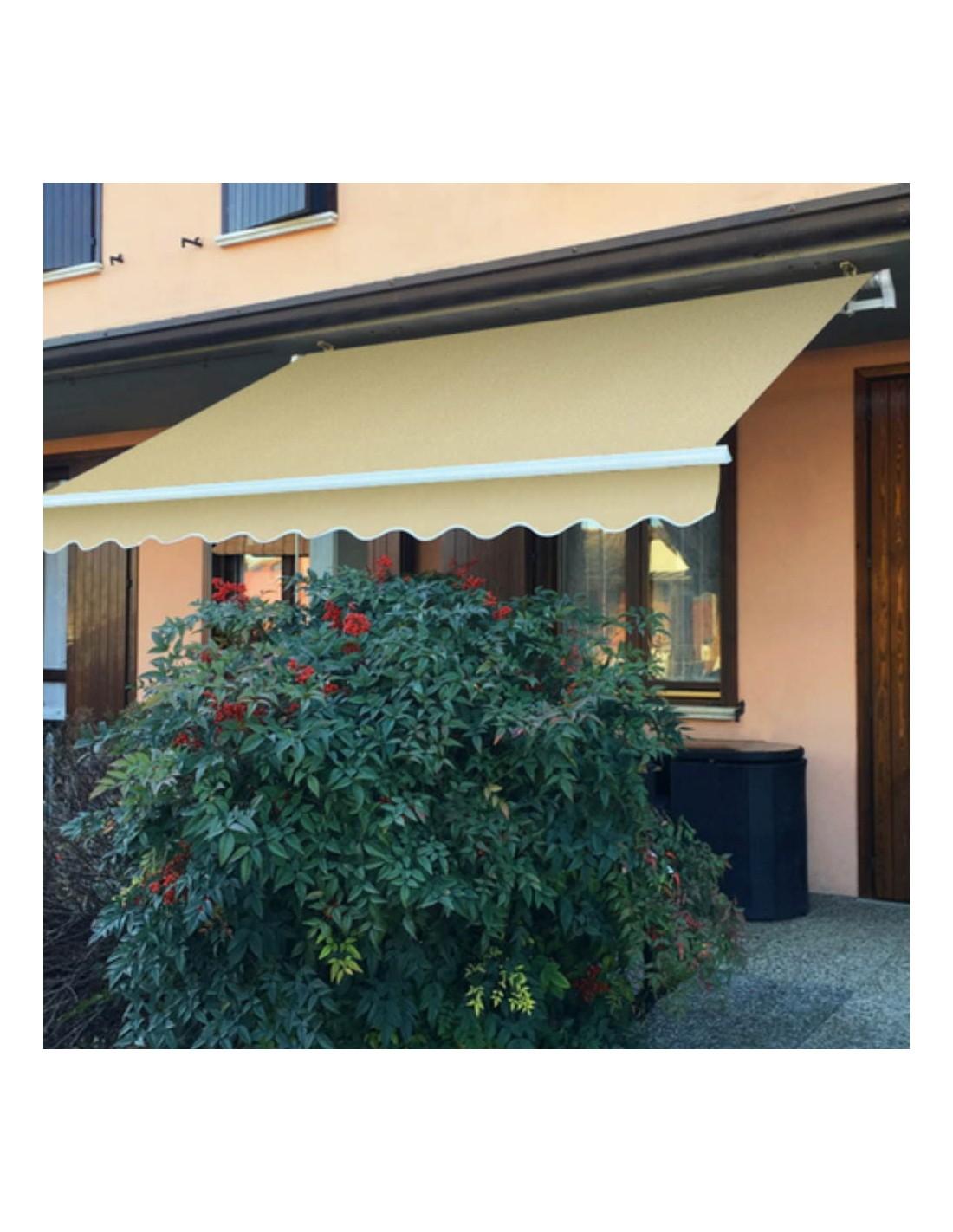 Tende Da Sole Frattamaggiore tenda da sole reclinabile e avvolgibile panarea 4 x 2,5