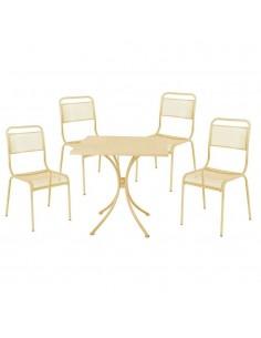 Tavolo e 4 sedie da...