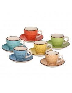 Set 6 tazze caffè con...