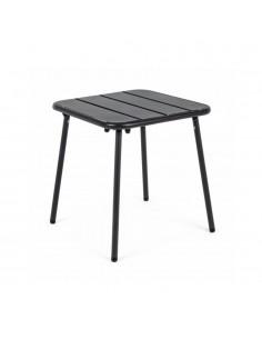 Tavolino basso grigio scuro...