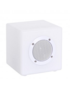 Lampada Led Cubo Speaker PE...
