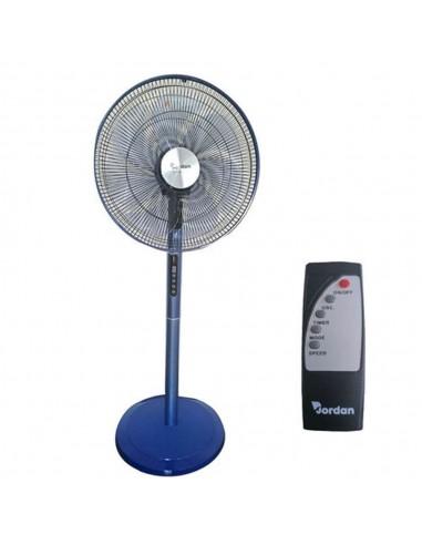 Ventilatore a colonna 70 watt con telecomando blu V-40SY Ventilatori