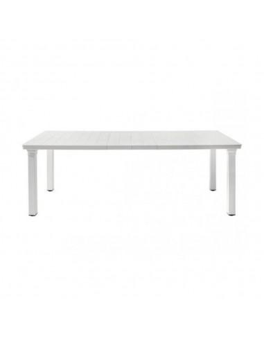 Tavolo allungabile da esterno lino 170x100x75H cm PER3 Scab Tavoli