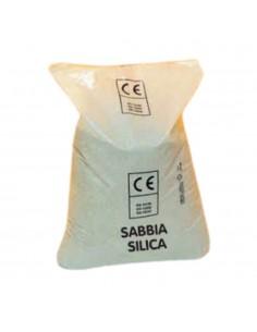 Sabbia silica 25 kg