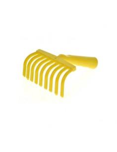 Rastrello in plastica 9 denti