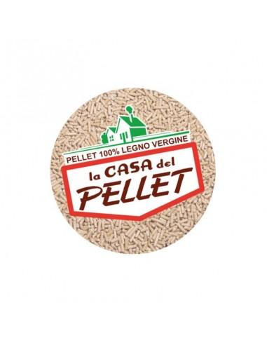 Sacco pellet Cert A2  kg 15 miscela faggio e conifere  Promozioni
