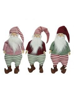 Gnomo natalizio in tessuto...