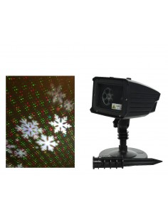 LED PROJECTOR C/LASER OUTD...