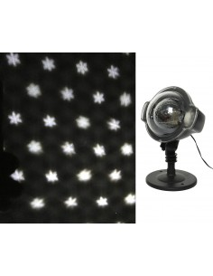 LED SNOWFLAKE PROJECTOR  cm...