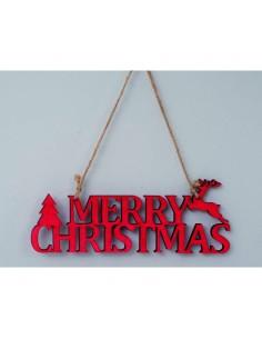 Scritta Merry Cristmas...