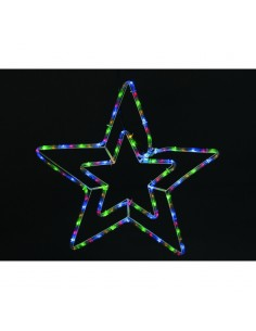 Doppia stella luminosa led...