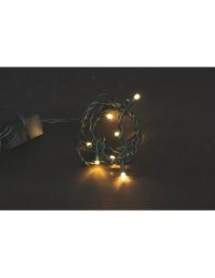 CATENA 20 LED FISSI BIANCHI...