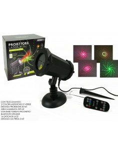 Proiettore laser con...