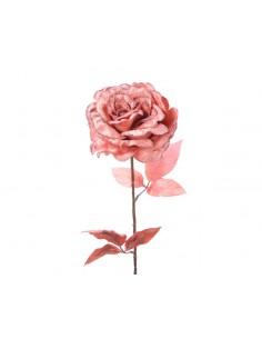 Fiore decorativo rosa con...