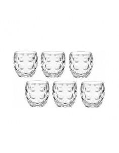 Set 6 bicchieri Venice Guzzini