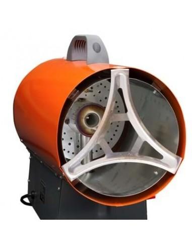 Generatore aria calda a gas Qlima gfa1015 Stufe