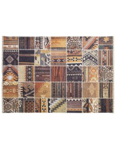 Tappeto Patchwork 140 x 200...