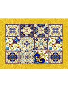 Tovaglietta mosaico 33 x 45...
