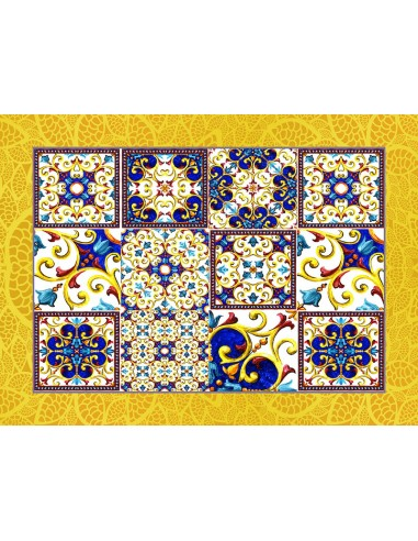 Tovaglietta mosaico 33 x 45 centimetri Tovaglie