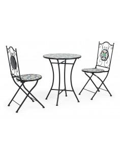 Tavolo con 2 sedie...