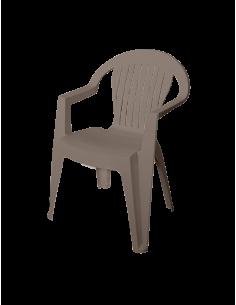 Poltrona sedia in plastica...