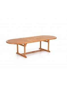 Tavolo texas in legno di...