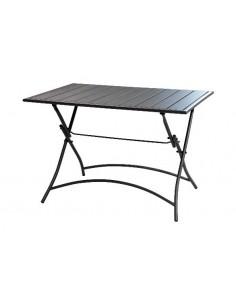 Tavolo rettangolare pieghevole