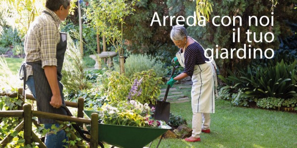 Scopriamo come arredare il giardino